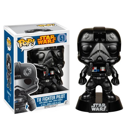 Figura Star Wars The Fighter Pilot