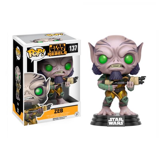 Figura Star Wars Zeb