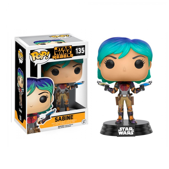 Figura Star Wars Sabine