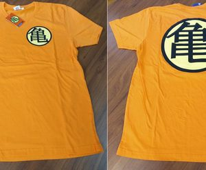 Camiseta Dragon Ball Kamehouse