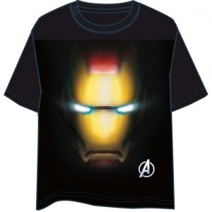 Camiseta Iron Man Eyes