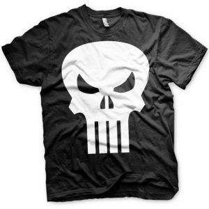 Camiseta Punisher Logo