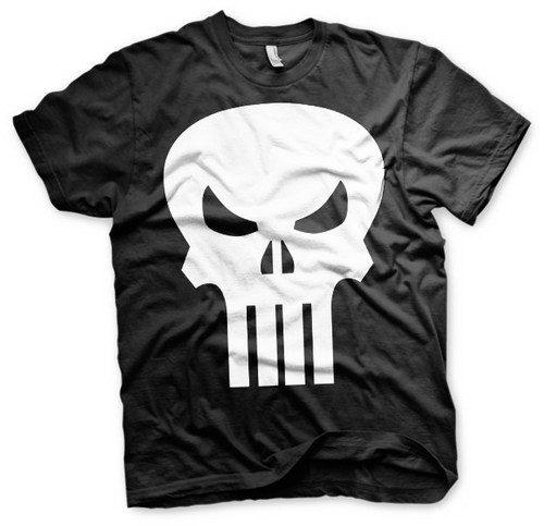 Camiseta Punisher Logo