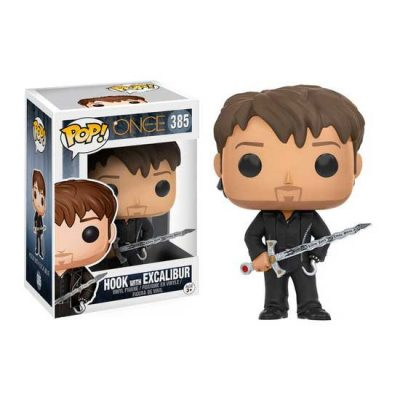 Figura Funko Once Upon a Time Hook & Excalibur