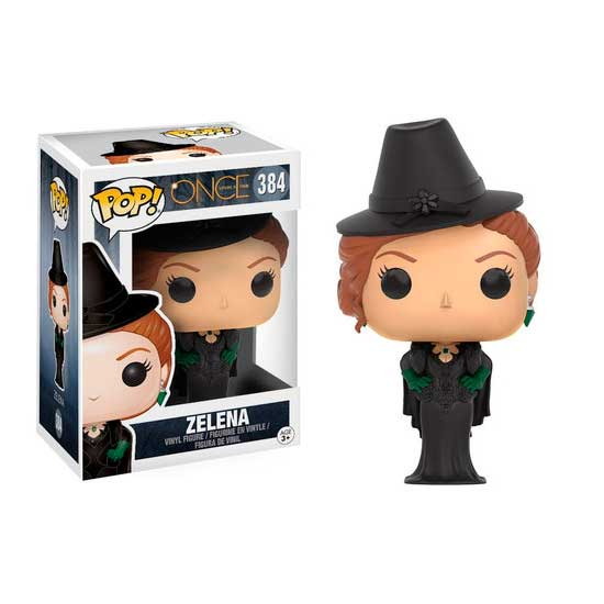 Figura Funko Once Upon a Time Zelene