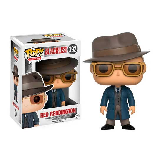 Figura Pop Blacklist Raymond Reddington