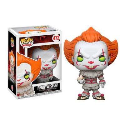 Figura Pop Pennywise with Boat