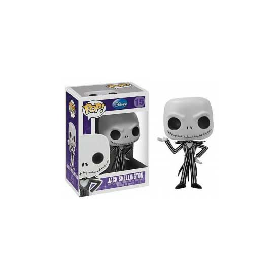 Figura Pop Movies Vinilo Jack Skelleton