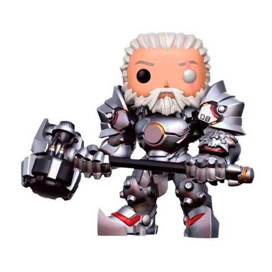 Figura Pop Overwatch Reinhardt Unmasked