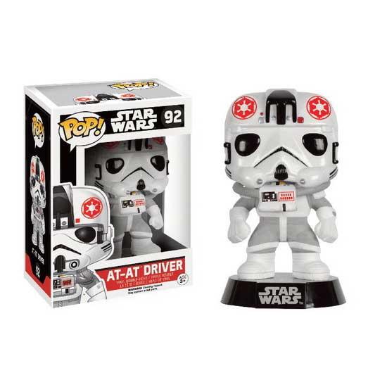 Figura Pop Star Wars AT-AT Driver Edición Limitada