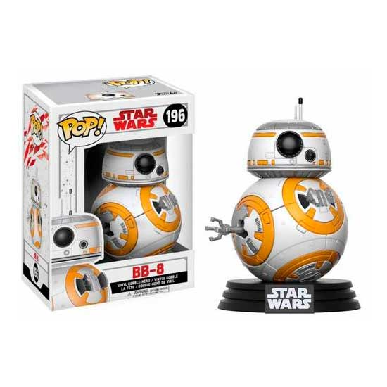 Figura Pop Star Wars Episodio VIII BB-8