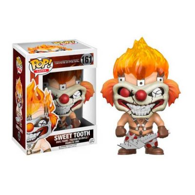 Figura Pop Twisted Metal Sweet T