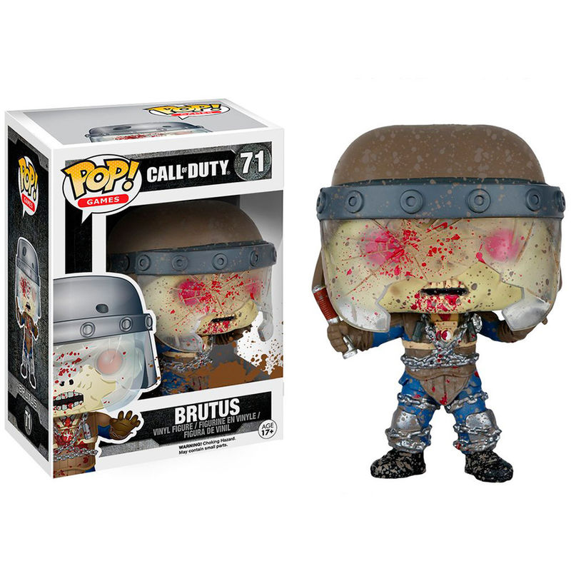 Figura Pop Vinyl Call of Duty Brutus