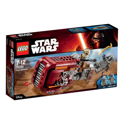 Rey's Speeder Lego Star Wars