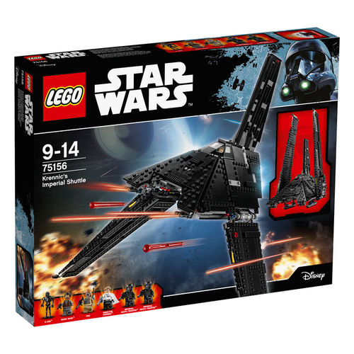 Lanzadera imperial de Krennic Lego Star Wars