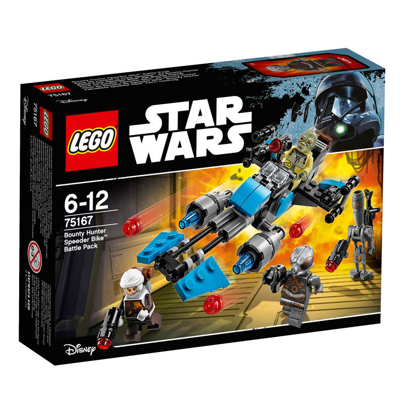 Pack de Batalla Speeder Bike Lego Star Wars