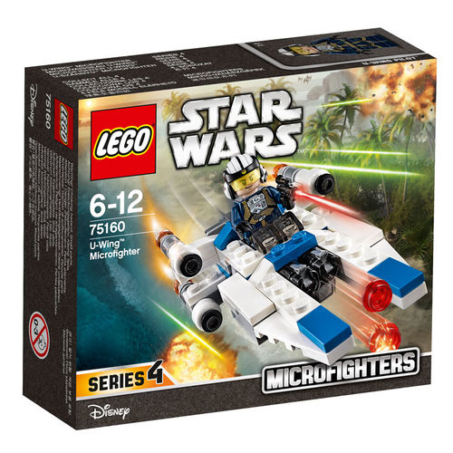 Microfighter U-Wing Lego Star Wars