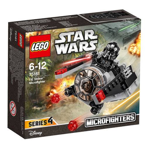 Microfighter Atacante TIE Lego Star Wars