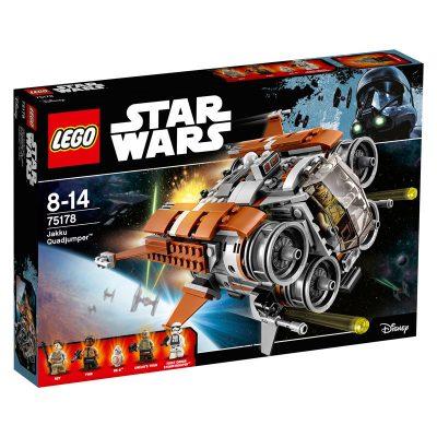 Quadjumper de Jakku Lego Star Wars
