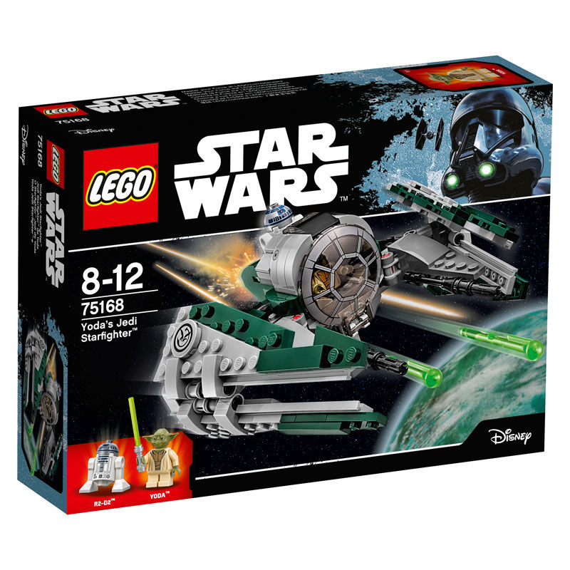 Jedi Starfighter de Yoda Lego Star Wars