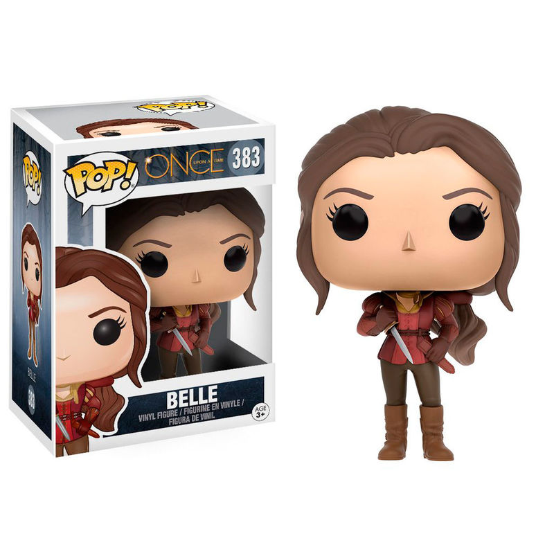 Figura Pop Vinyl Once Upon A Time Belle