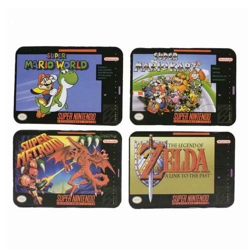 Posavasos Nintendo de Last Level