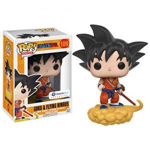 Goku y Nube