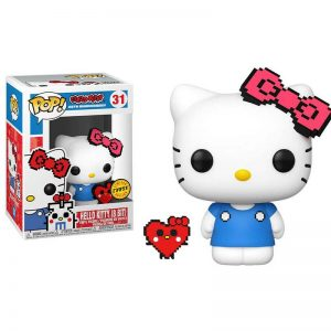 Hello Kitty aniversari 8 bits