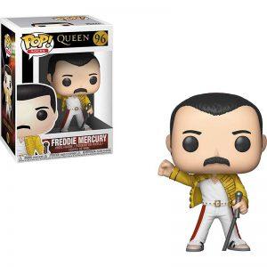 Freddie Mercury Wembley 86